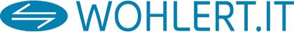 Logo von WOHLERT.IT - hier klicken, um zur Startseite zu gelangen